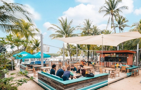 1. BOOK A TABLE - Sand Bar - Oasis-CROPPED