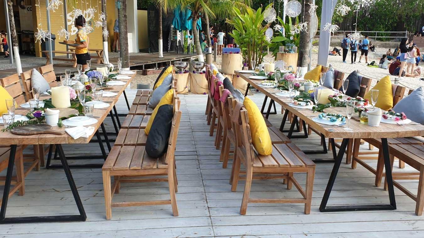 Beach Wedding Events Venue Singapore